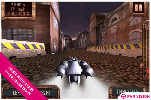 GU MA Ionocraft Racing iPhone iPod touch