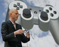 Phil Harrison met PlayStation