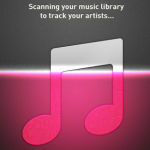 Songkick Concerts voor iPhone iPod touch