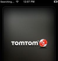 tomtom logo app