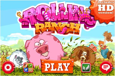 DO GU Rolling Ranch hoofdplaat