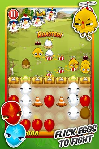 DO GU Egg vs Chicken voor iPhone iPod touch