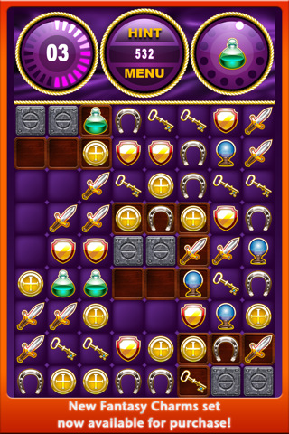 DO GU Charmed voor iPhone iPod touch