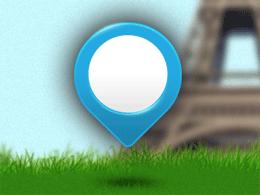 Dropp-voor-iPhone sms'en op locatie