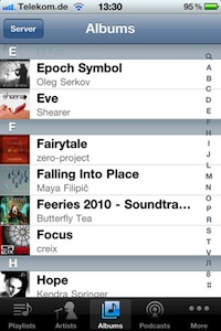 audiotap albums
