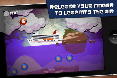 VR GU Mighty Fin voor iPhone iPod touch