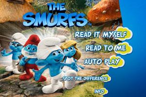 smurfs-storybook