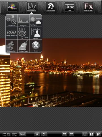 Iris Photo Suite voor de iPad is tijdelijk in de aanbieding.