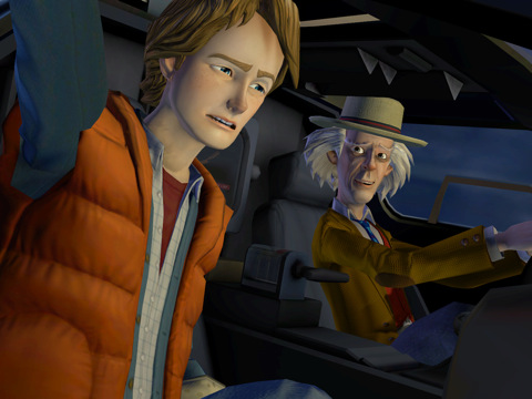 Back to the Future Ep 5 HD Marty en Doc
