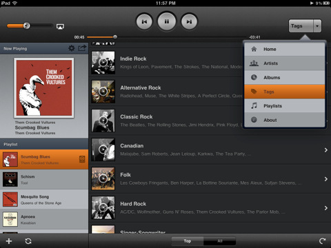 groove for ipad