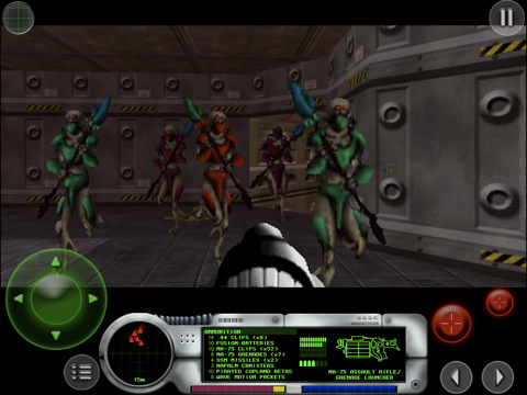 Marathon was origineel een Mac game van Bungie in 1994.