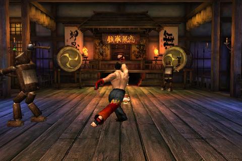 Bowlen met je favoriete Tekken-personages.