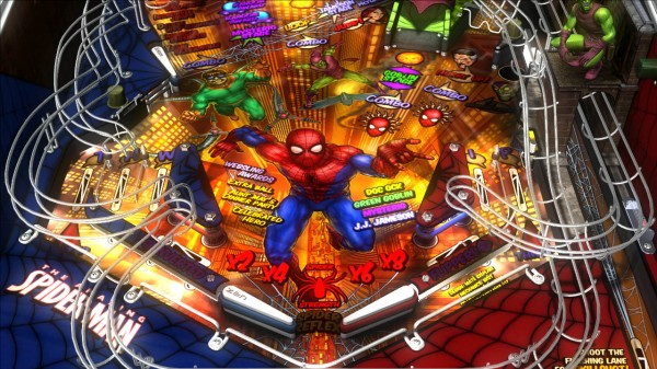 Marvel Pinball: de beste pinball-game op de markt.