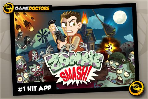 ZombieSmash is tijdelijk gratis