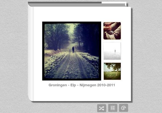 Blurb Instagram-fotoboek iPhone