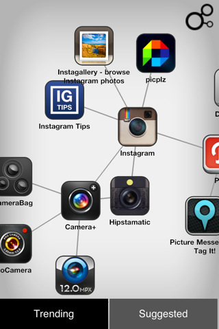 Discovr Apps iPhone iPod touch kaart