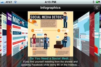 infographics iphone