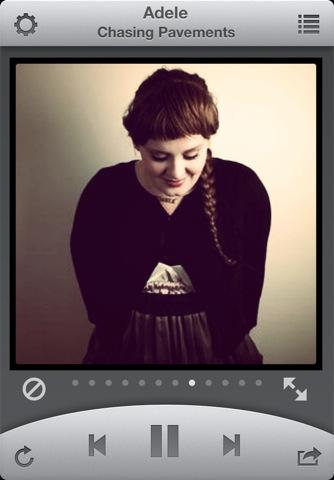 Coverjam iPhone Adele