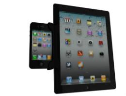 iTach iPad aan iPhone vast