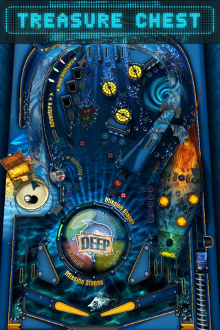 GU VR The Deep Pinball iPhone iPod touch