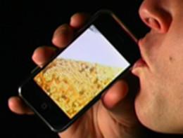 Succesvolle merk-app iPint op de iPhone