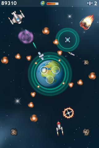 GU DI Orbital Defender iPhone iPod touch