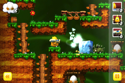 GU MA Toki Tori iPhone iPod touch