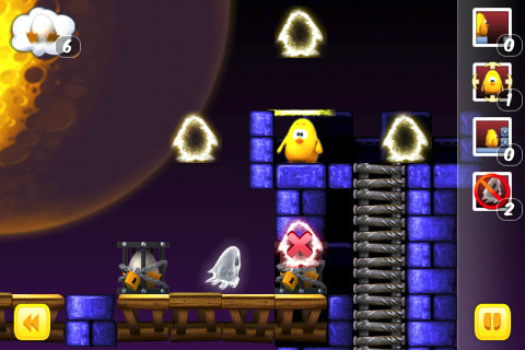 GU MA Toki Tori iPhone header