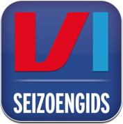 VI Seizoengids voor de iPad
