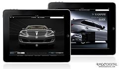 Hyundai Equus iPad handleiding