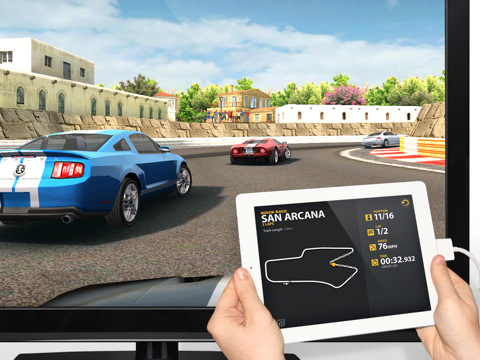 Real Racing 2 HD update minder fouten