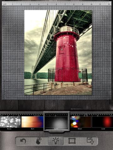 Pixlr-o-matic iPad effecten