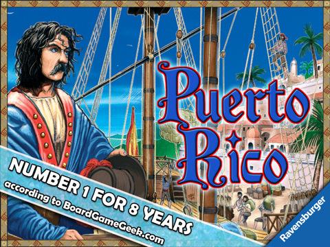 Puerto Rico voor de iPad cover