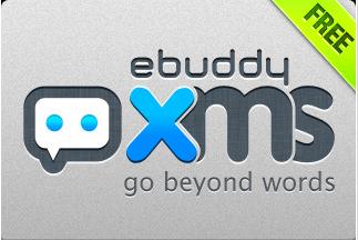 eBuddy XMS iPhone chatprogramma