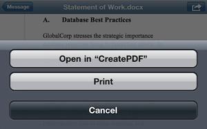open in createpdf