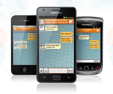 ChatOn Samsungs Whatsapp killer