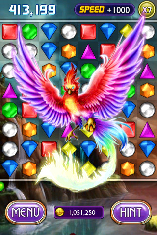 GU VR Bejeweled 2 iPhone iPod touch