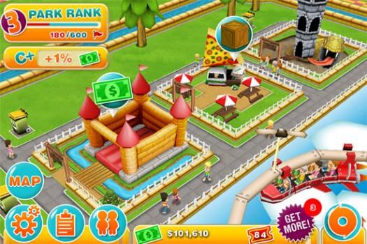 Theme Park iPhone