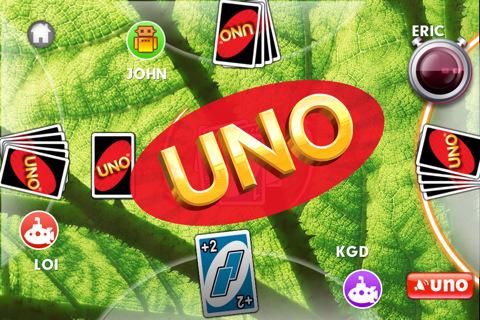 UNO update voor iPhone iPod touch