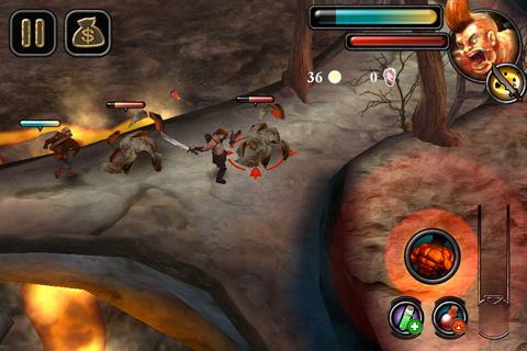 GU DO Emissary of War iPhone iPod touch