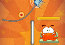 GU MA Cut the Rope of nee Save Yammi iPhone