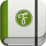 Flava pictogram header dagboek iPhone