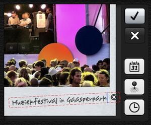 camera plus muziekfestival