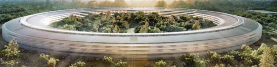 apple-campus-spaceship