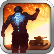 GU VR Anomaly Warzone Earth iPhone