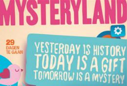 Mysteryland voor iPhone iPod touch app