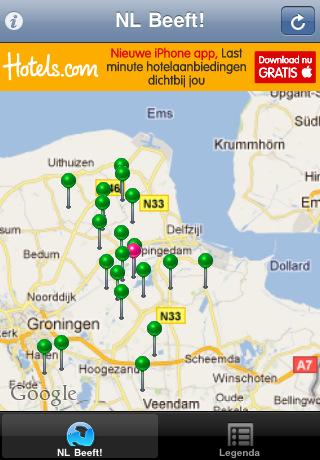 NL Beeft iPhone app