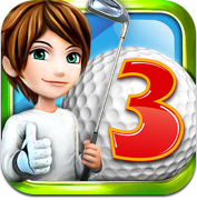 GU DO Let's Golf 3 iPhone header