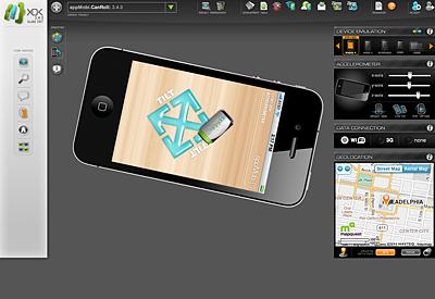 XDK maakt van HTML5 een iPhone app
