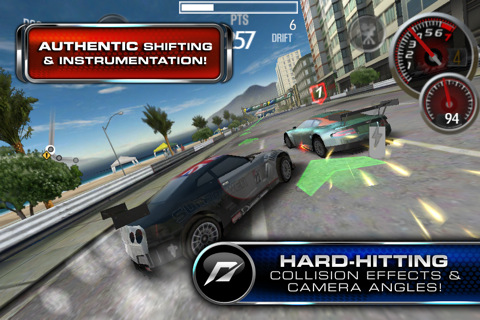 GU DO SHIFT 2 Unleashed iPhone iPod touch